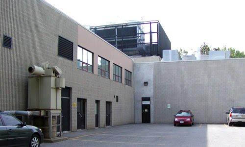 Central Utilities Building