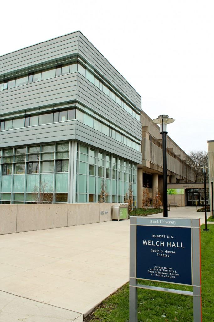 Robert S.K. Welch Hall