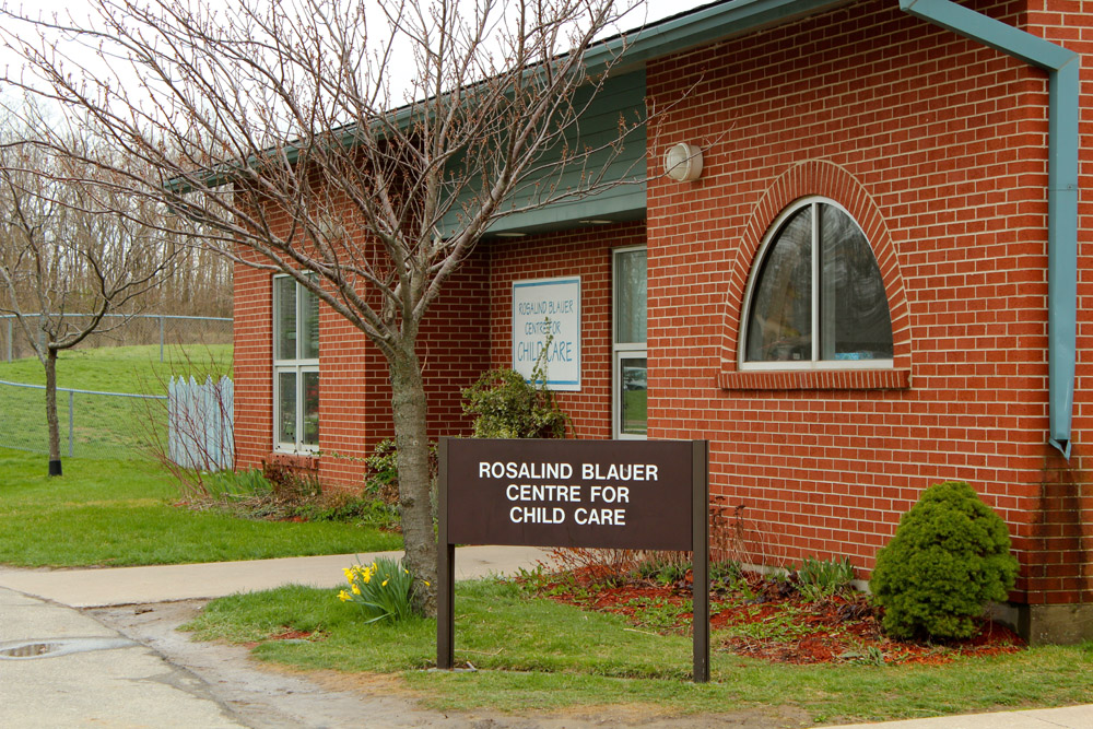 Rosalind Blauer Centre for Child Care