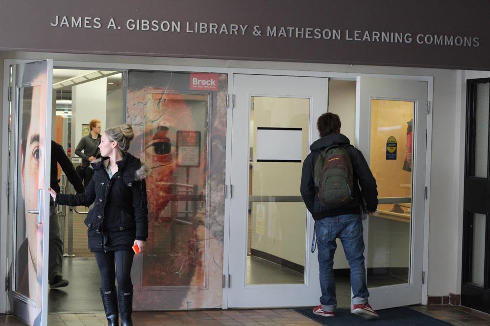 James A. Gibson Library