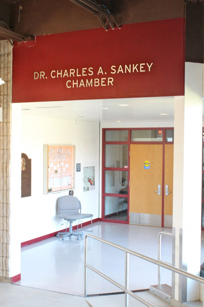 Dr. Charles A. Sankey Chamber