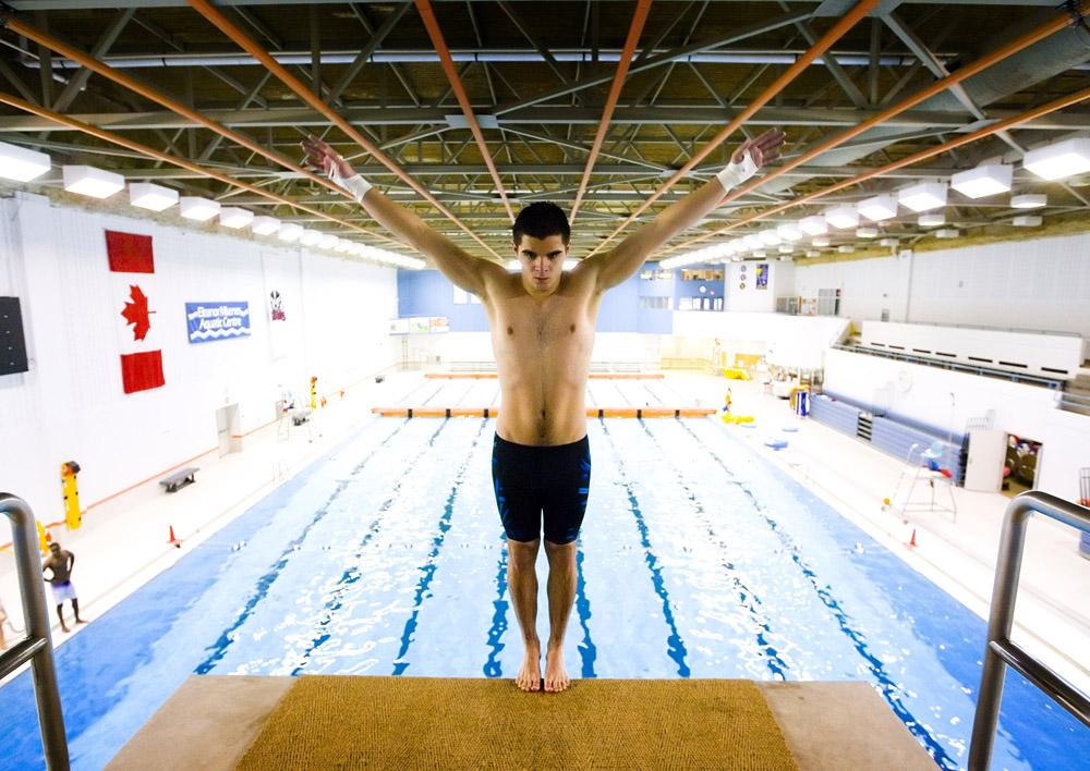 Eleanor Misener Aquatic Centre