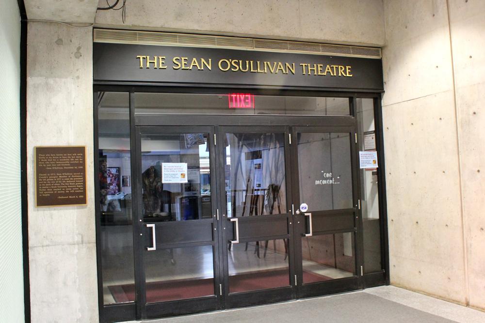 Sean O'Sullivan Theatre