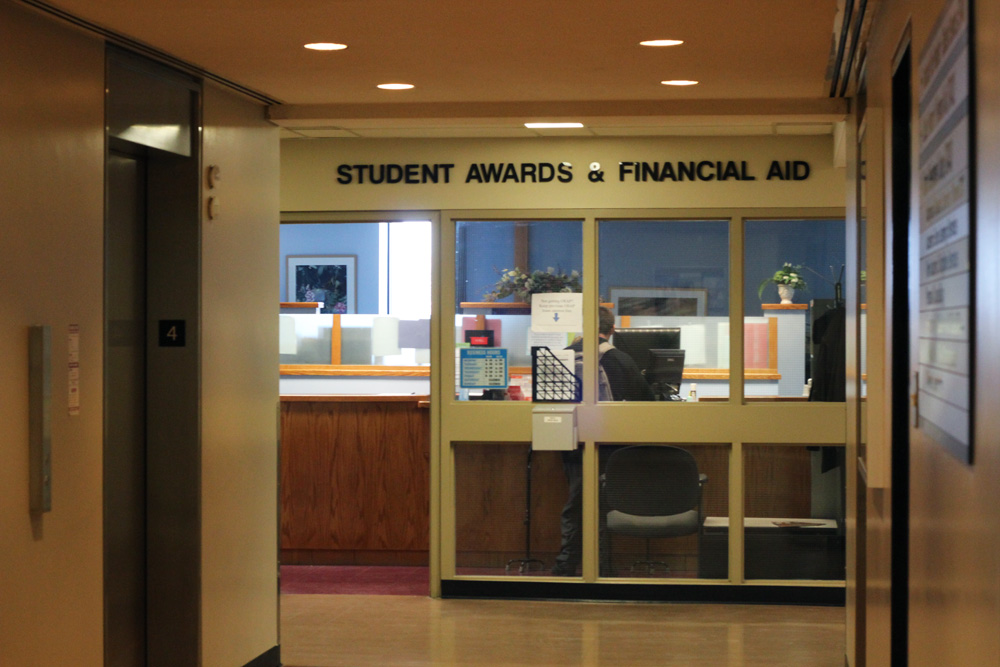 Student Accounts and Financial Aid