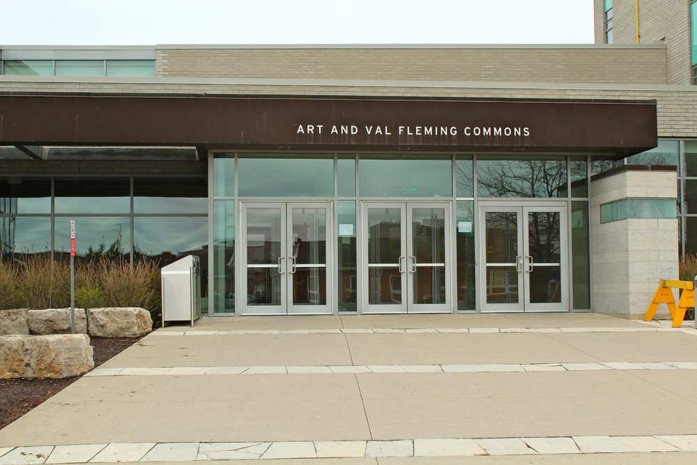 Art and Val Fleming Commons
