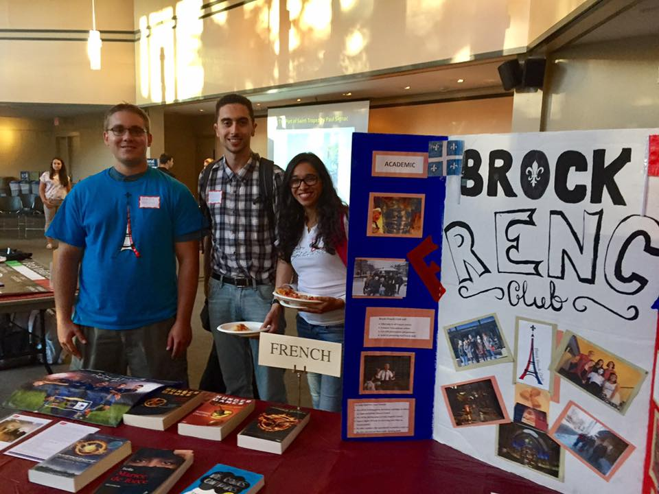 Student Clubs: French Club