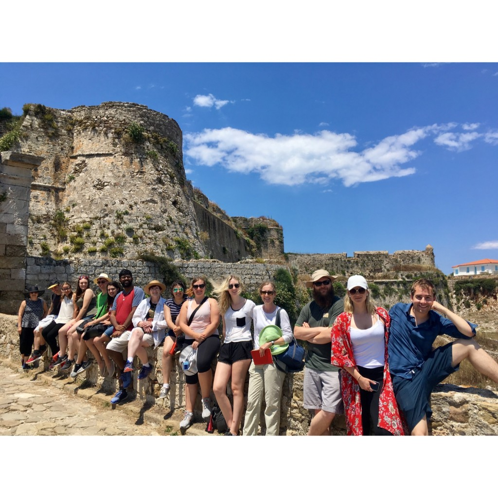 Brock Odyssey 2017: Learning history where it happened
