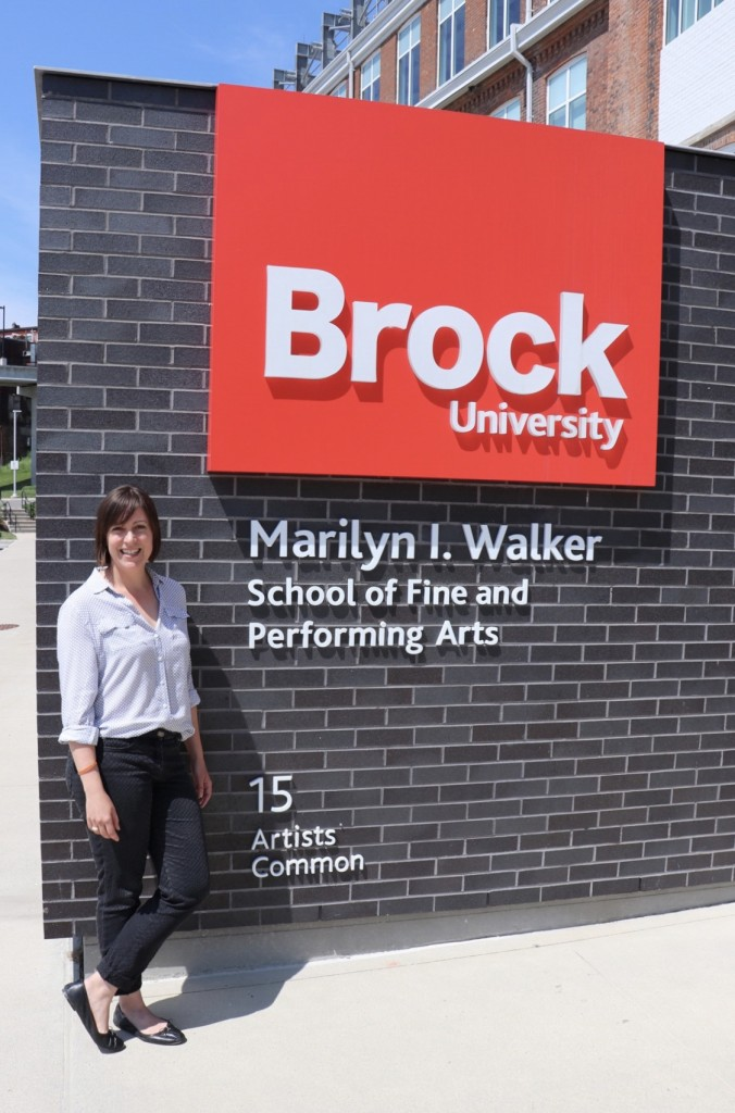 Associate Professor of History Elizabeth Vlossak will take on the role of Interim Director of the Marilyn I. Walker School of Fine and Performing Arts on July 1.