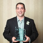 Brock University alumnus, Jeff Guarasci, is one of The Business Link's 40 Under Forty Business Achievement Award recipients