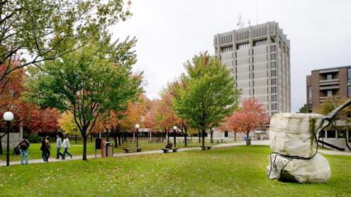 photo of Brock campus