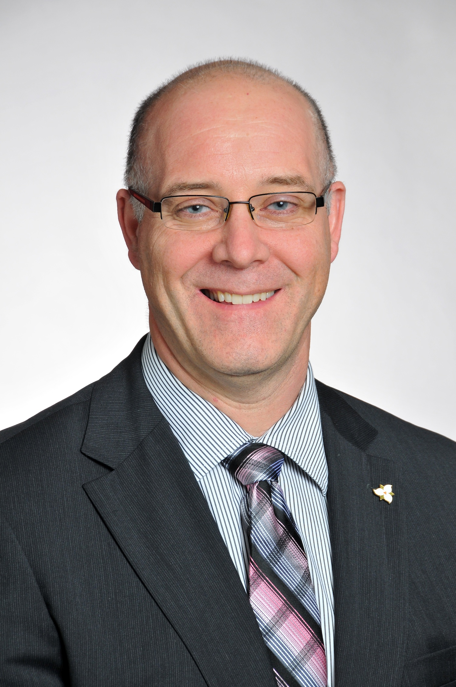 Brian Hutchings, Vice President Of Finance And Administration At Brock  University