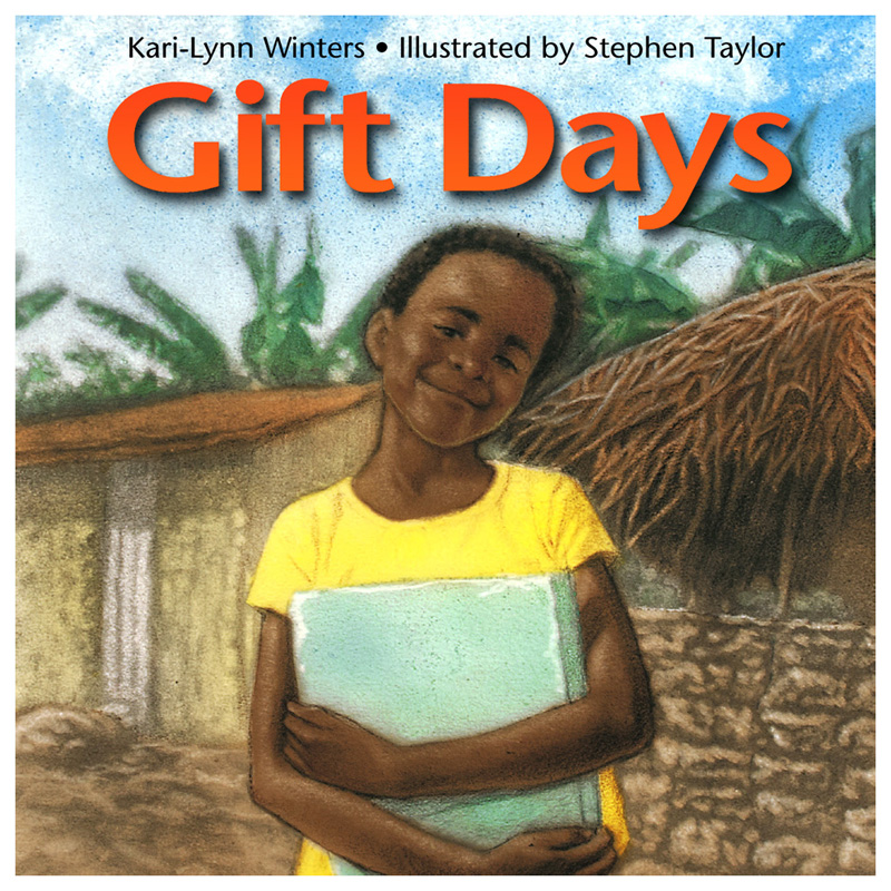 Gift Days is the latest book from Kari-Lynn Winters.