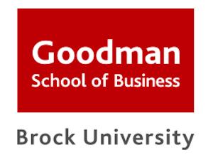 Goodman School of Business graphic