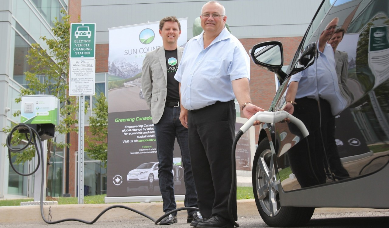 electric vehicles – The Brock News