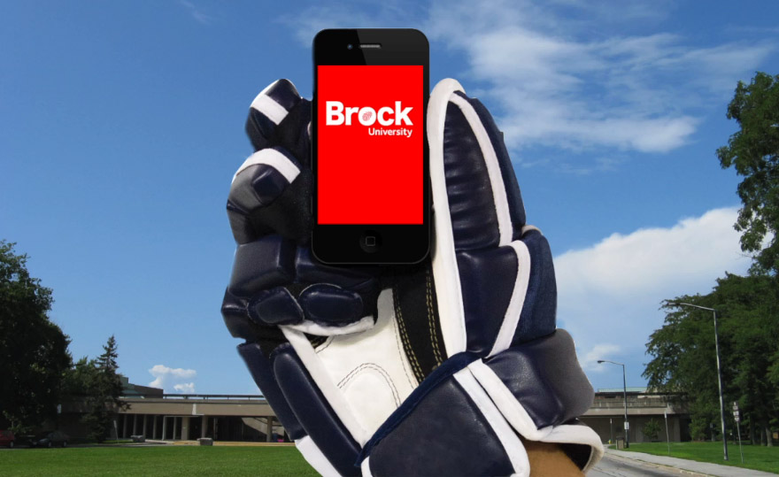 Researchers at Brock have developed an app to help with sporting event management. It's called Sport on the Go.