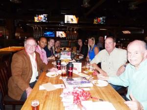 Brock grads gathered in Calgary in honor of Brock's Homecoming