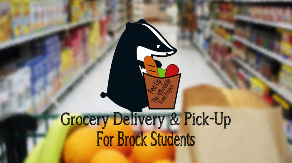 A group of student volunteers has plans to help students eat better and affordably thanks to a new grocery shopping program.