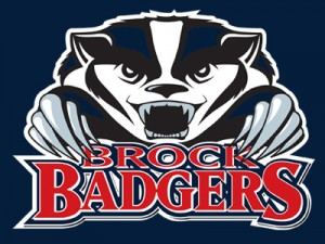 Brock Badgers logo