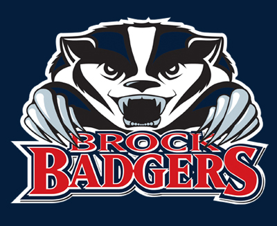 Brock Badgers logo