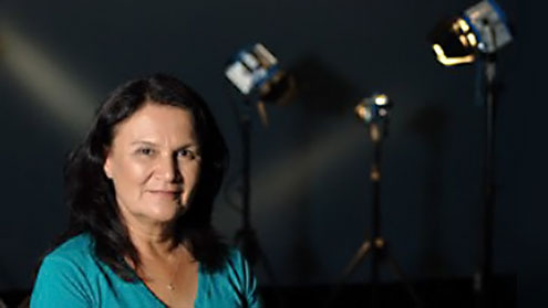 "Acclaimed film and stage artist Shirley Cheechoo: ""I am proud and honoured to accept this position at Brock."""