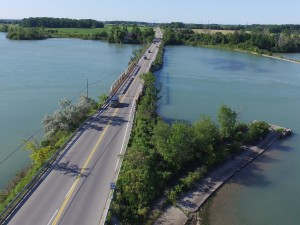 Merrittville Highway between Decew Road and Beaverdams Road will be closed for nearly a year starting in early September as the bridge over Lake Gibson and adjoining causeway will be replaced.
