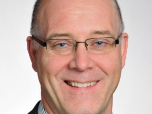 Brian Hutchings, Vice-President of Finance and Administration at Brock University