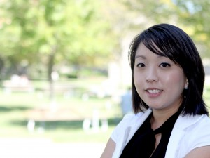 Lousia Ho, Brock University commercialization research officer, is running in Sunday's Terry Fox Run.