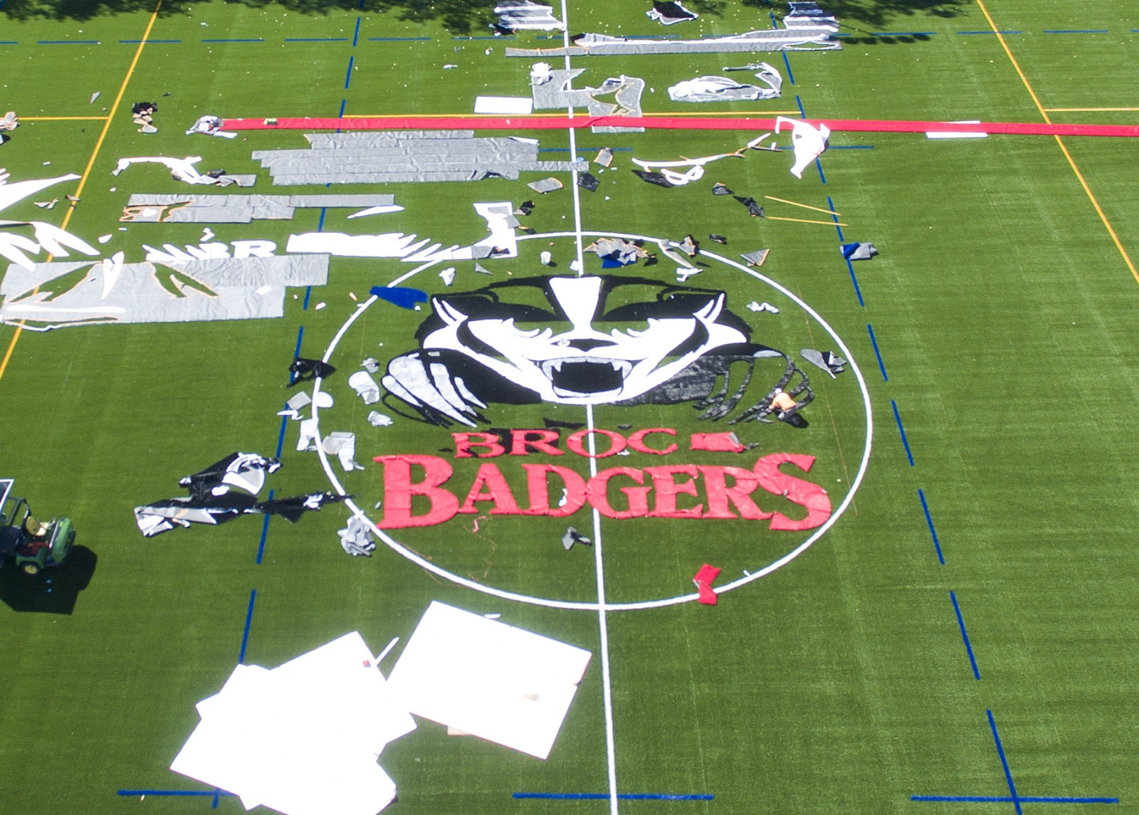 artificial turf field grand opening saturday � the brock news