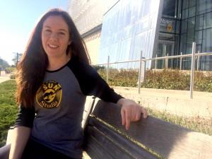 Jessica Leslie Turgeon recently won a $5,000 Rose Nolan Scholarship.