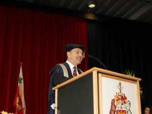 Brock University President Jack Lightstone.