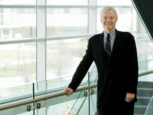 Barry Wright, Interim Dean, Goodman School of Business