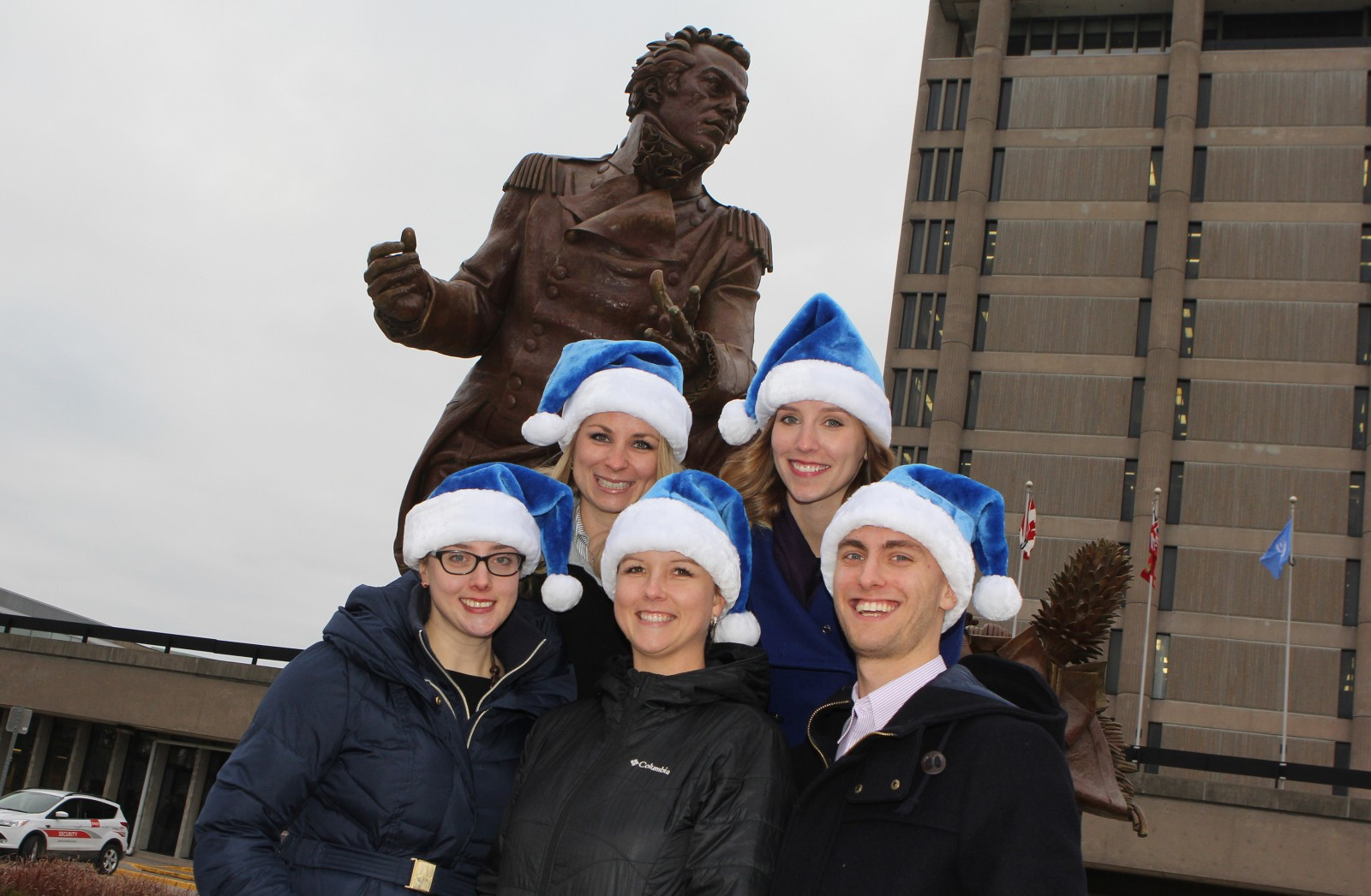 Brock participates in WestJet 'Christmas Miracle' video – The ...