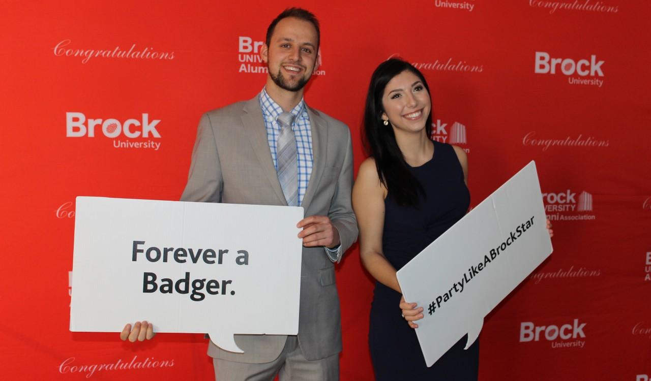 Rob Kasowski and Rachel Dedinsky