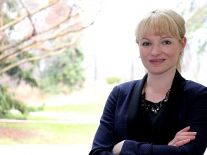 Kendra Thomson, Associate Professor in the Centre for Applied Disability Studies.