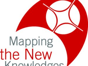 Mapping the New Knowledges logo