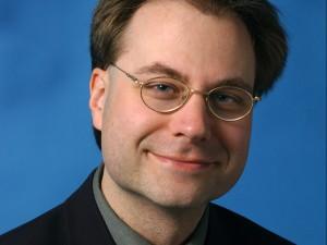 David Hutchison portrait