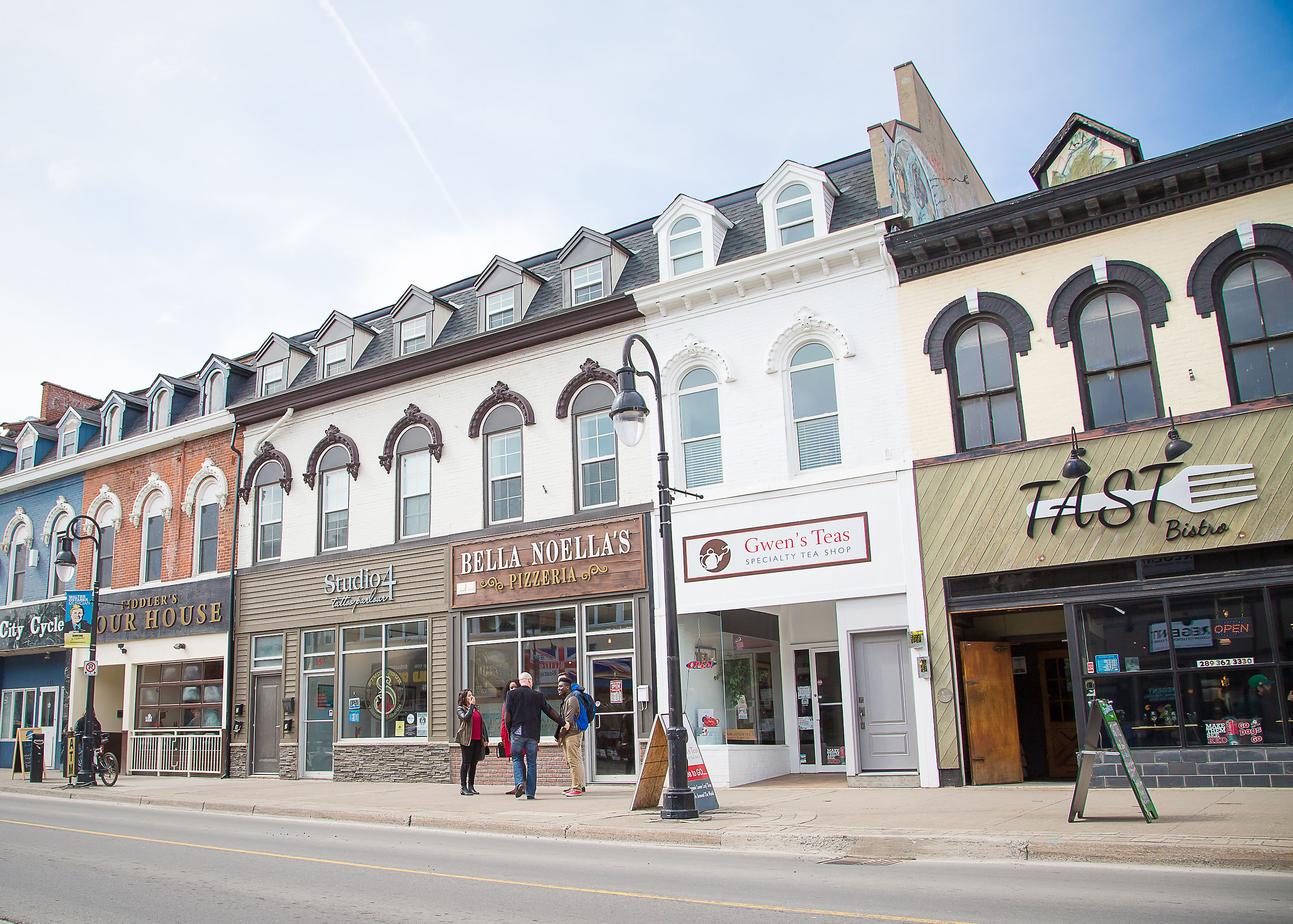 Downtown St. Catharines