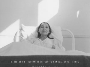Mrs. Susan Philippe, Charles Camsell Indian Hospital. Photographer Yousuf Karsh 1952. Library and Archives Canada. e011083918