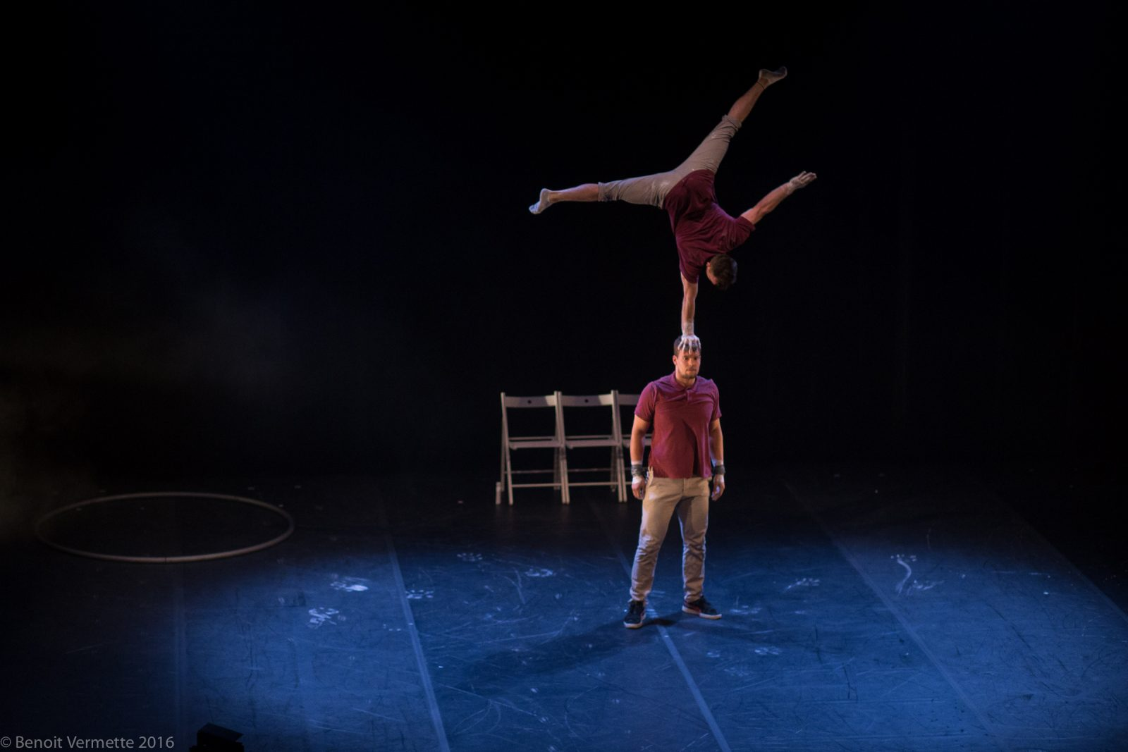 Bromance by Barely Methodical Troupe in the UK.