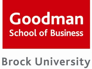 Goodman School of Business logo