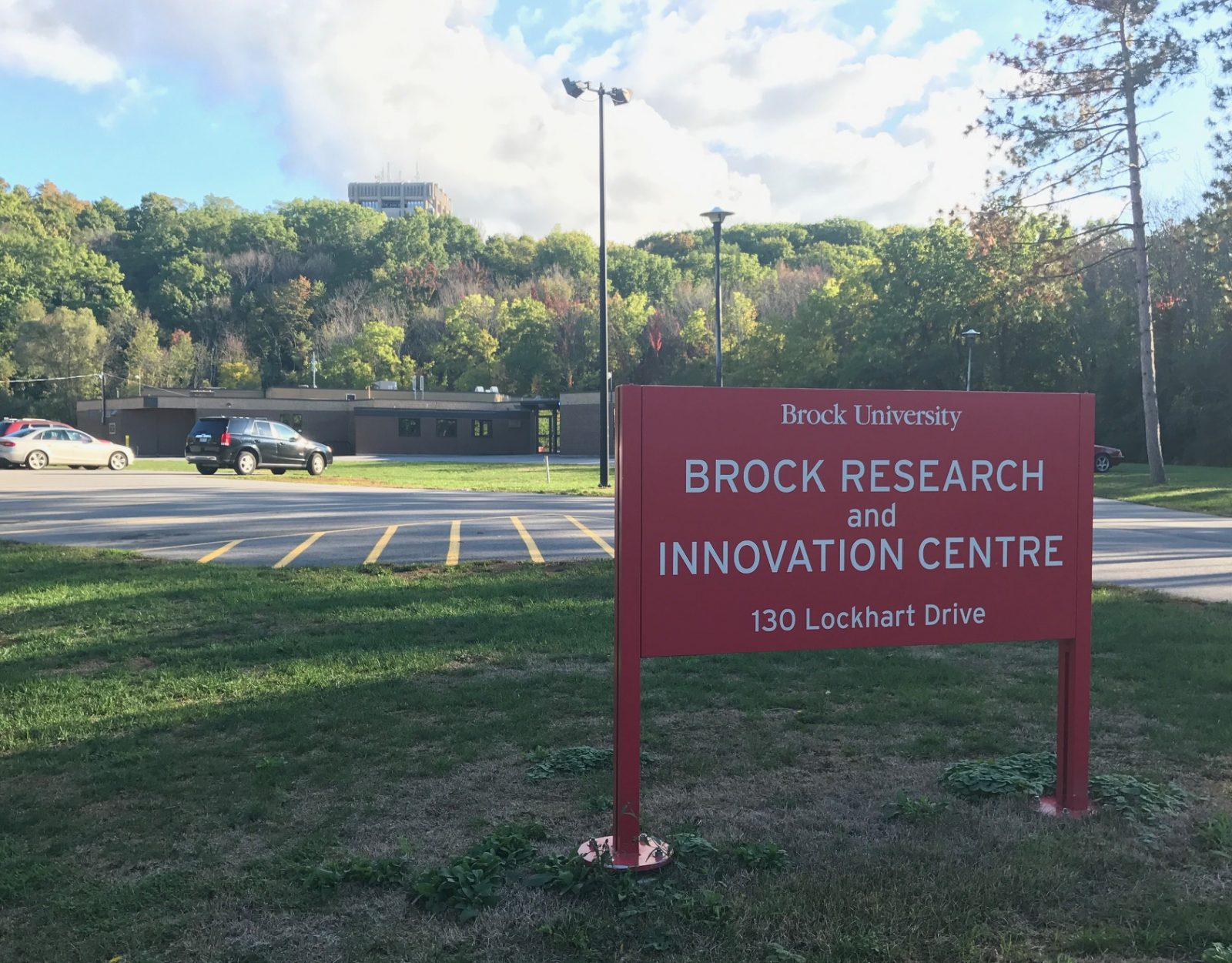 Brock Research and Innovation Centre