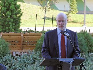 Brock University Interim President Tom Traves
