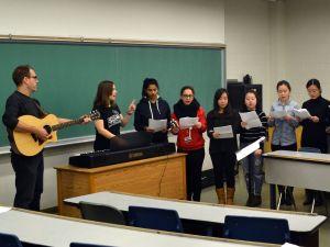 MBA Student Choir