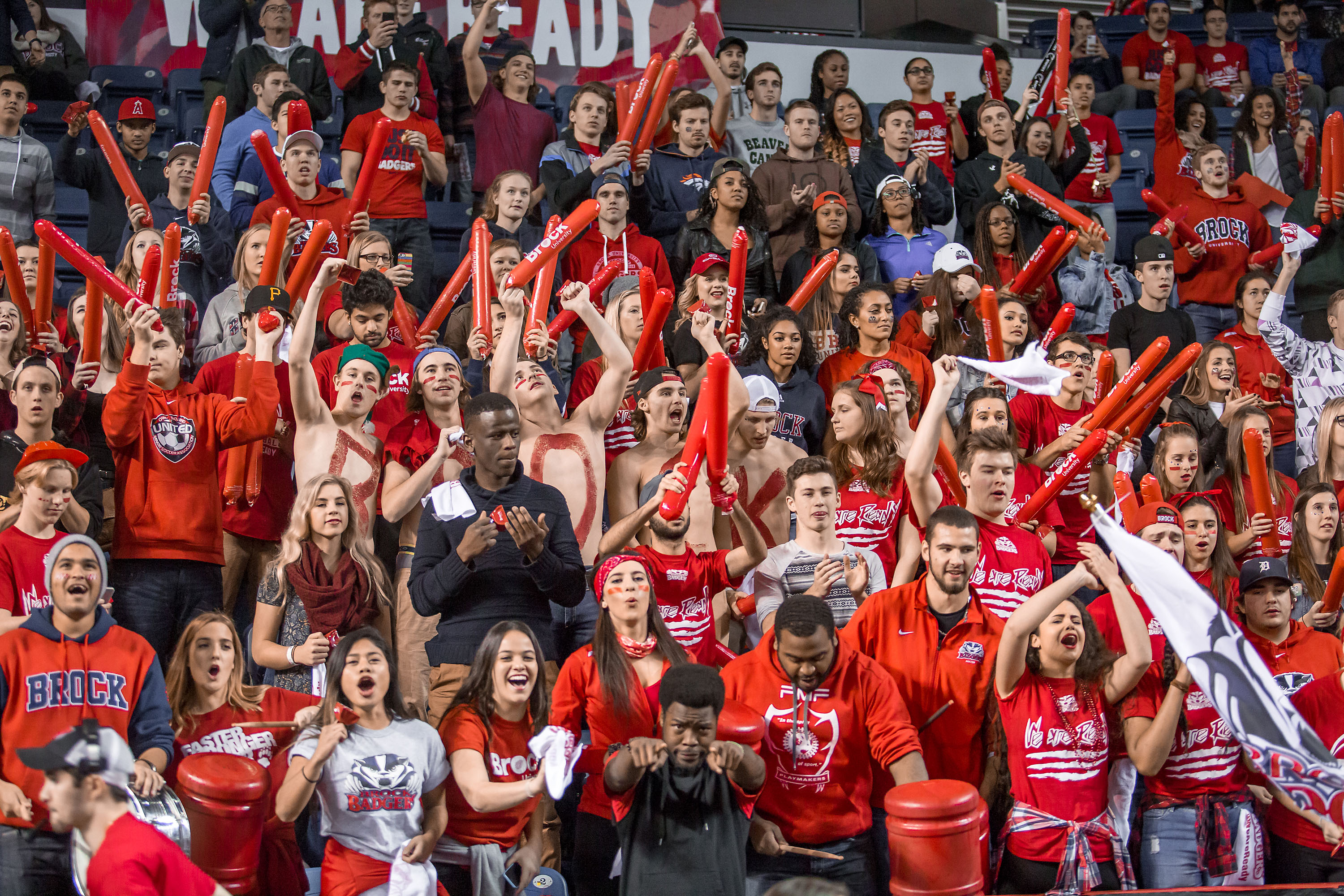 badgers head back to meridian centre for basketball