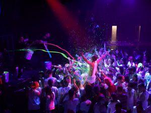 BUSU paint party