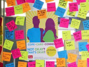 Cope Care Connect campaign