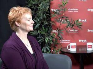 Tammy Sweeney on Conversations with Goodman