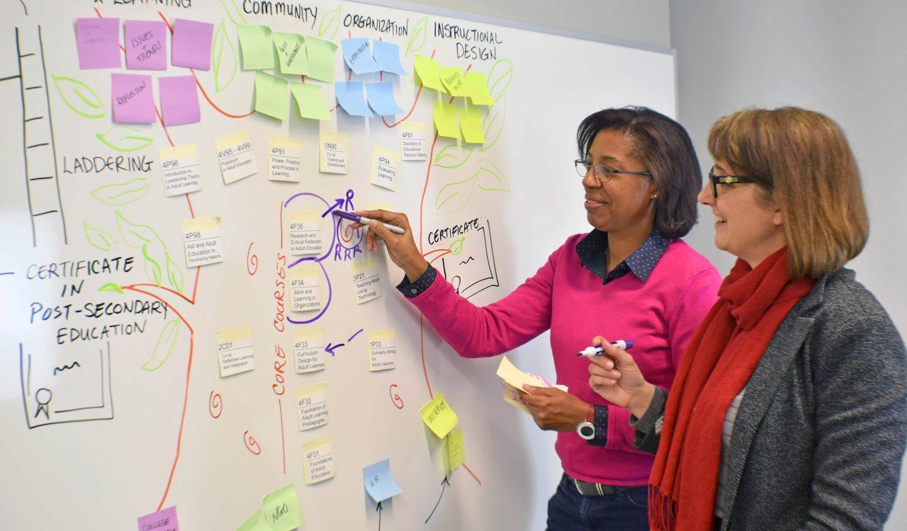 eCampus Ontario Adult Education
