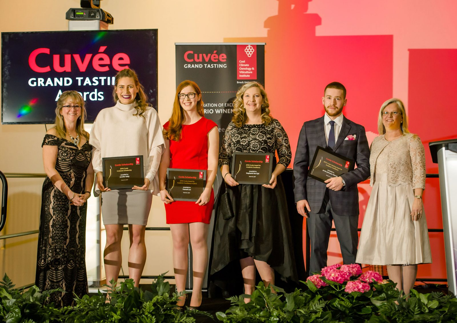 Cuvee award winners