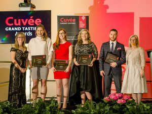 Cuvee award winners